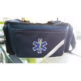 Bolso De Primeros Auxilios Emergencias Rescate