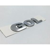 Logo Emblema Insignia Alternativo Volkswagen Gol