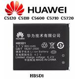 Bateria Huawei Hb5d1 C5110 C5600 C5710 C5720