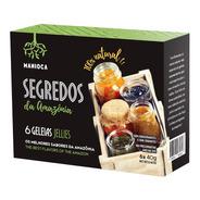 Kit Para Presente Com Geleias Da Amazônia 100% Natural