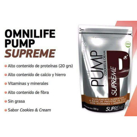 Proteina Pump Omnilife