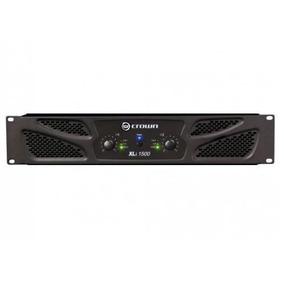 Crown Xli 1500 Amplificador De 900 Watt 8 Ohm En Modo Puente