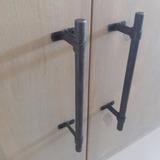 Tiradores Manijas Herraje Cajones Puertas Muebles Rusticos