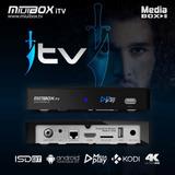 Decodificador Iptv Miuibox Itv Megaplay Tecnosat