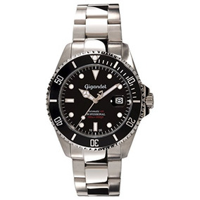 Gigandet Mens Automatic Pro Diver Watch Sea Ground Analog St
