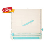 Scrapbook Tabla Cortadora Dobleces Memory Keeper