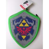 Estuche Zelda Hylian Shield Para Nintendo 2ds/3ds