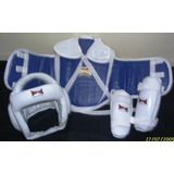 Kit De Proteccion,adulto Artes Marciales, Taekwondo, Karate