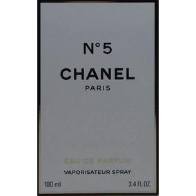 Perfume Chanel Nº5 Eau De Parfum 100ml Original