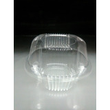 Envase Plastico Hc21 Transparente Ensaladero Contenedor