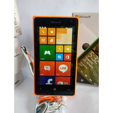 Smartphone Microsoft Lumia 532 Dual Sim Tela 4 8gb Laranja