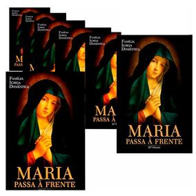 Kit Com 10 Livros Maria Passa A Frente