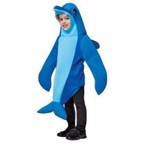 Disfraz De Delfin Para Niños Envio Gratis
