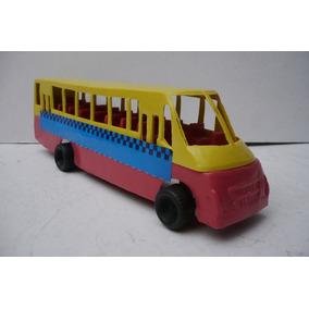 Autobus Zafiro - Camioncito De Juguete - Camion Escala