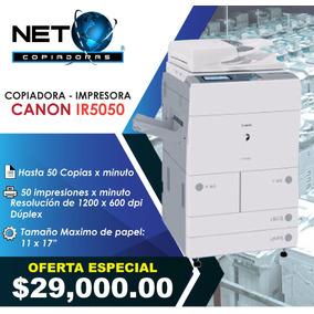 Copiadora Impresora Canon Ir5050
