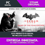 Entrega Ya! Pc Batman Arkham City Goty | Steam