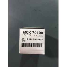 Ocular Para Microscópio Nikon E200 - Mck 70100