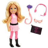 Barbie Escuadron Secreto Muneca Chelsea Mattel Dhf09