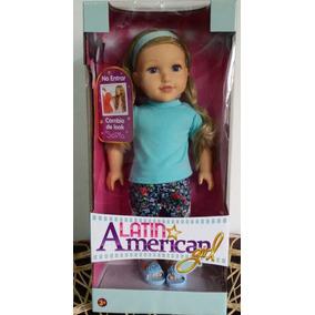Muñecas American Latín Girl Nuevas De Caja 100% Originales