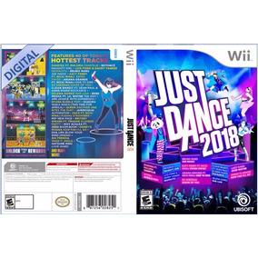 Just Dance 2018 + 2017 [digital] Para Wii Original Promo
