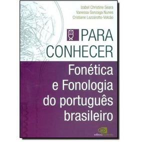 Fonética E Fonologia Do Português Brasileiro