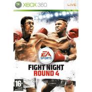 Fight Night Round 4 X360