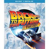 Regreso Al Futuro Trilogía Del 30º Aniversario Blu-ray