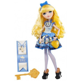 Boneca Ever After High Blondie Lockes Bon Royal Relançada