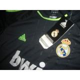Franela Real Madrid Original Nuevo 2013