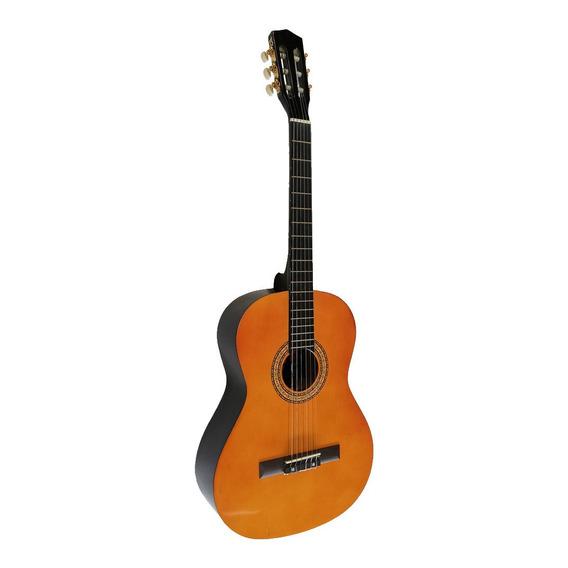 Guitarra Criolla De Estudio Martin Smith + Funda + Capo