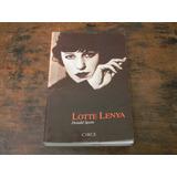 Lotte Lenya Actriz Cantante Biografia Donald Spoto