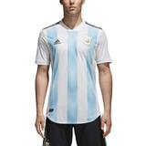 Camiseta De Futbol adidas Futbol Afa Home Hombre Bl/ce