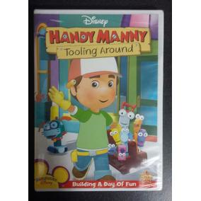 Dvd Handy Manny Tooling Around(2317-2318)