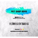 Entradas Pet Shop Boys Zona Preferencial Concierto