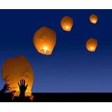 Globos De Los Deseos, Lámparas Voladoras, Globos De Luz