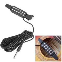 Neewer Pastilla Guitarra Acústica Electro Sexto Cable 1/4