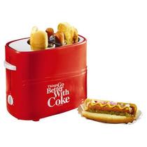 Maquina Para Tostar Salchichas Para Hot Dog