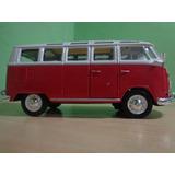 Combi Volkswagen Van Samba