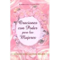 Libro Oraciones Con Poder Para Mujeres Ed. Regalo - Nuevo