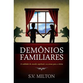 Livro Demônios Familiares