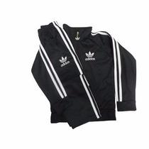 Agasalho Adulto Adidas Outono-inverno Conjunto Masculino