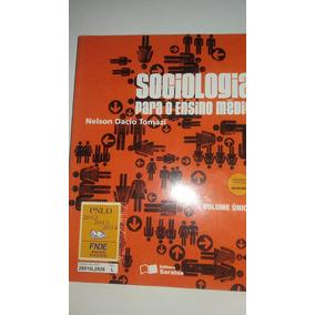 Sociologia Para O Ensino Médio Nelson Dacio Tomazi - L9
