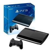 Console Playstation 3 Super Slim 500gb
