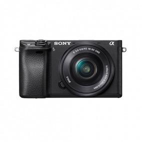 Câmera Sony Alpha A6300 (ilce-6300l) 16-50mm F/3.5-5.6 Oss P