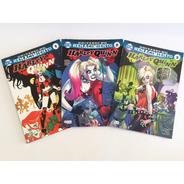 Cómic, Dc, Harley Quinn #1; #2 Y #3