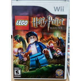 Wii Lego Harry Potter 5 A 7
