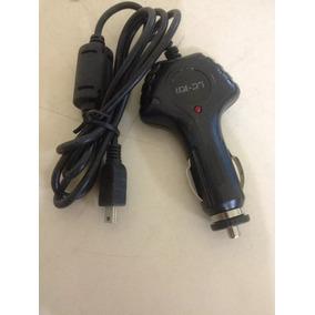 Carregador Veicular Mini Usb Para Gps Celular E Outros