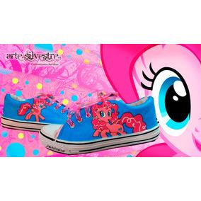 Zapatillas Pintada/customizada Personalizada My Little Pony
