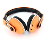 Audifonos Bluetooth Diadema Manos Libres Bg-011 Mp3 Neon