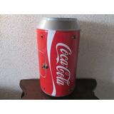 Antigua Nevera Gigante Publicitaria Coca Cola Años 80 Escasa